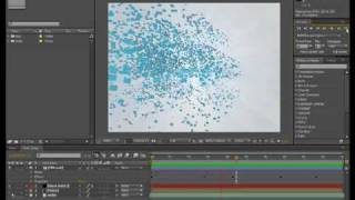 getlinkyoutube.com-After Effects Tutorial. Create a cool logo transition using card particle - Part 1