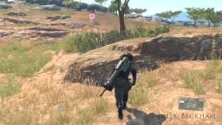 getlinkyoutube.com-[MGSV:TPP] Honey Badger &  Rock Hyrax locations