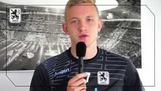 Jannik Bandowski & Maxi Wittek vor Karlsruhe