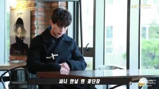 Lee dong wook & Yoo In Na Goblin BTS 2