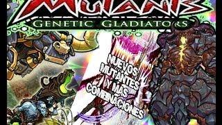 getlinkyoutube.com-Mutants: Genetic Gladiators. ORIAX + COMBINACIONES NUEVAS. Jugando con Damty (Parte 49)