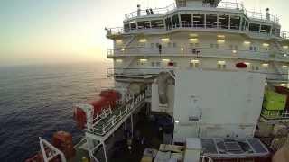 Offshore Pipelay vessel 'Audacia'