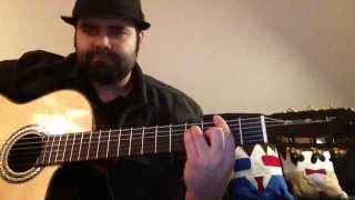 getlinkyoutube.com-Rooster (Acoustic) - Alice In Chains - Fernan Unplugged