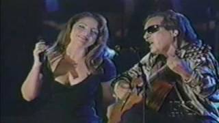 getlinkyoutube.com-Jose Feliciano & Gloria Estefan - Sabor A Mi