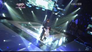 getlinkyoutube.com-Trouble Maker & G NA   Special Dance Battle Music Bank 2011 12 23