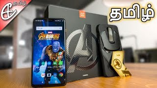 Super Special OnePlus 6 Unboxing - The Marvel Avengers Limited Edition! (தமிழ் |Tamil)