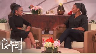 Christina Milian Turns It Up | The Queen Latifah Show
