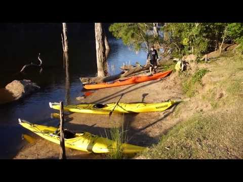 06.Kayak Paddle-Kangaroo Valley-15/16.1.14