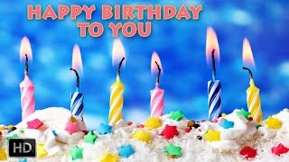 getlinkyoutube.com-Happy Birthday To You - Birthday Party Songs - Children's Favourite Party Tunes