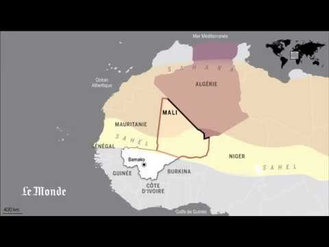Enjeu : Guerre au Mali