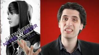 getlinkyoutube.com-Justin Bieber Never say Never movie review