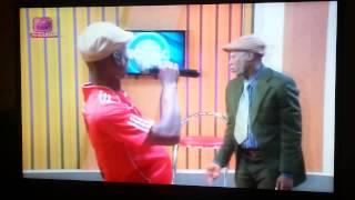 getlinkyoutube.com-Kota parafuso no programa TIC TAC na TV sucesso !!