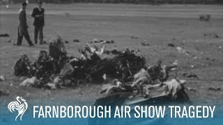 getlinkyoutube.com-The Farnborough Air Show Tragedy on Film (1952) [Full resolution]