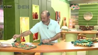 """getlinkyoutube.com-1º Clase """"Vistiendo la cocina"""" : Porta-Bandejas"""
