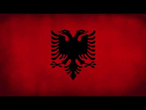Albania National Anthem - Himni i Flamurit (Instrumental)