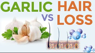 getlinkyoutube.com-Ginger Garlic for Hair Growth and hair loss prevention - DIY hair loss treatment