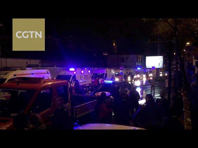 Silvester-Anschlag auf Nachtclub in Istanbul