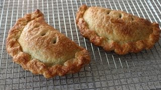 getlinkyoutube.com-Apple Hand Pies - Apple Turnovers Recipe - How to Make Hand Pies