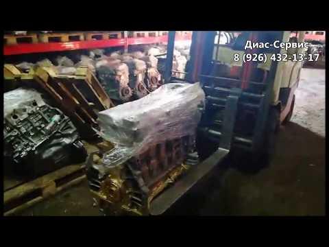 Отгрузка бу двигателя LL8 на Шевроле Трейлблейзер