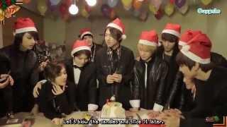 getlinkyoutube.com-[Engsub] 141124 Seventeen's Christmas Party
