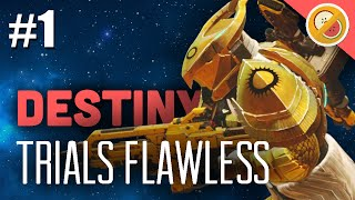 Destiny Trials of Osiris - The Dream Team (The Flawless Sequel Part 1) Funny Gaming Moments