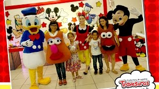 Show Mickey Mouse - Show Infantiles - Travesuras Kids
