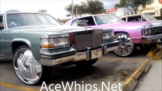 getlinkyoutube.com-AceWhips.NET- Lauderdale N Polk County Whips Slidin to St.Pete MLK Weekend 2013