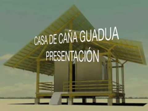 CASA DE CAÑA GUADUA WMV V9