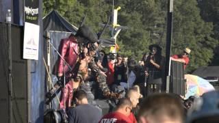 getlinkyoutube.com-The Road Behind & Slaughterama (GwarBQ 2014 dave brockie memorial) LIVE