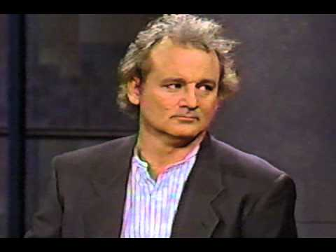 Letterman: Bill Murray interview [1993]