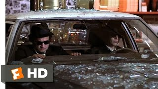 getlinkyoutube.com-Mall Chase - The Blues Brothers (2/9) Movie CLIP (1980) HD
