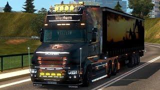 getlinkyoutube.com-ETS2 - Scania T Western Comboskin Pack