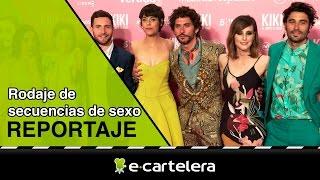 getlinkyoutube.com-'Kiki, el amor se hace': Así se ruedan las escenas de sexo en el cine español