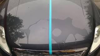 getlinkyoutube.com-Sonax Brilliant Shine Detailer Vs Meg's Ultimate Quik Detailer