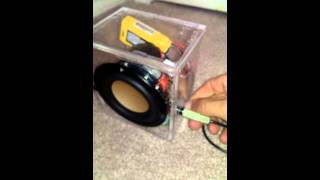 getlinkyoutube.com-Mini Mid-range speaker 3in.