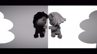 getlinkyoutube.com-LittleBigPlanet 2 -  Kuro/Shiro (Love Story)