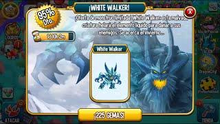 getlinkyoutube.com-Monster Legends l Monstruos Legendarios l Monstruo White Walker