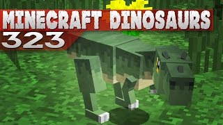 getlinkyoutube.com-Minecraft Dinosaurs! || 323 || Ceratosaurus