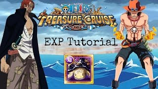getlinkyoutube.com-Fastest Way to Farm Exp Turtles and Level Up Your Characters! - One Piece Treasure Cruise