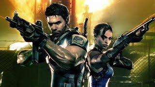 getlinkyoutube.com-Resident Evil 5 = Benchmark