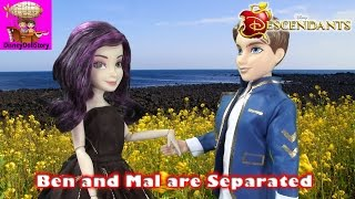getlinkyoutube.com-Ben and Mal are Separated  - Part 8 - Rotten to the Core Descendants Disney