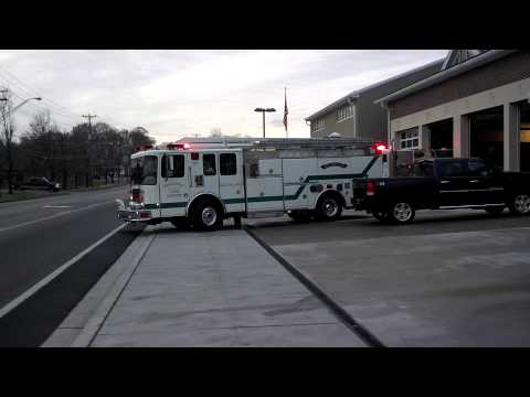 Elkton squirt and tanker response