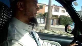 getlinkyoutube.com-جني في سيارة الشيخ يعترف للراقي المغربي نعيم ربيع   YouTube