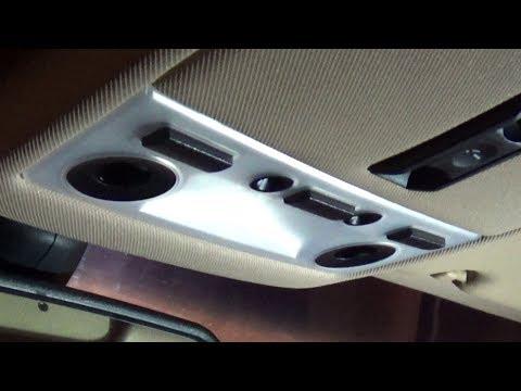 BMW E60 5 SERIES  КАК СДЕЛАТЬ ЧТОБ ПРИ ОТКРЫТИИ ДВЕРИ НЕ ЗАГОРАЛСЯ СВЕТ САЛОНА.