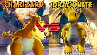getlinkyoutube.com-Pokemon battle revolution - Charizard vs Dragonite