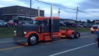 getlinkyoutube.com-Peterbilt 379 Jake Brake