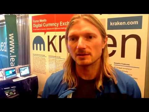 Jesse Powell Talks About Kraken - Money2020