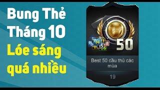getlinkyoutube.com-Bung Thẻ Tháng 10 Fifa online 3 - Mở Thẻ FO3