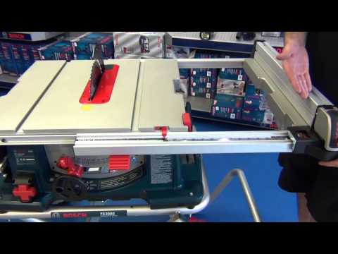 Taking apart and storing the Bosch 4100 Youtube Thumbnail
