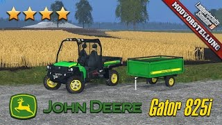 getlinkyoutube.com-LS 15 Modvorstellung #237 ★ John Deere Gator 825i